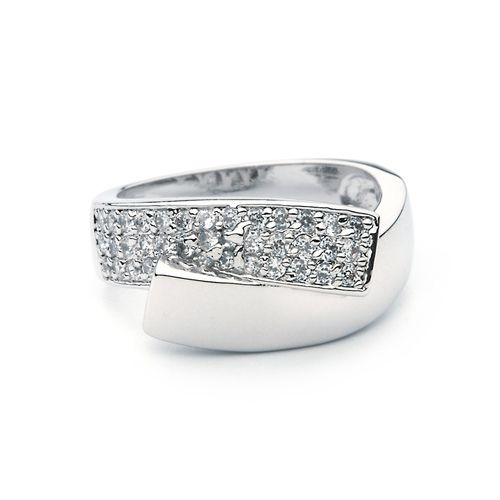 Prestige Ring with Cubic Zirconia