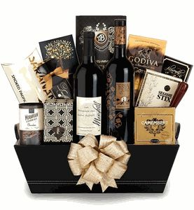 The Coolest Wine and Cheese gift baskets Online!!