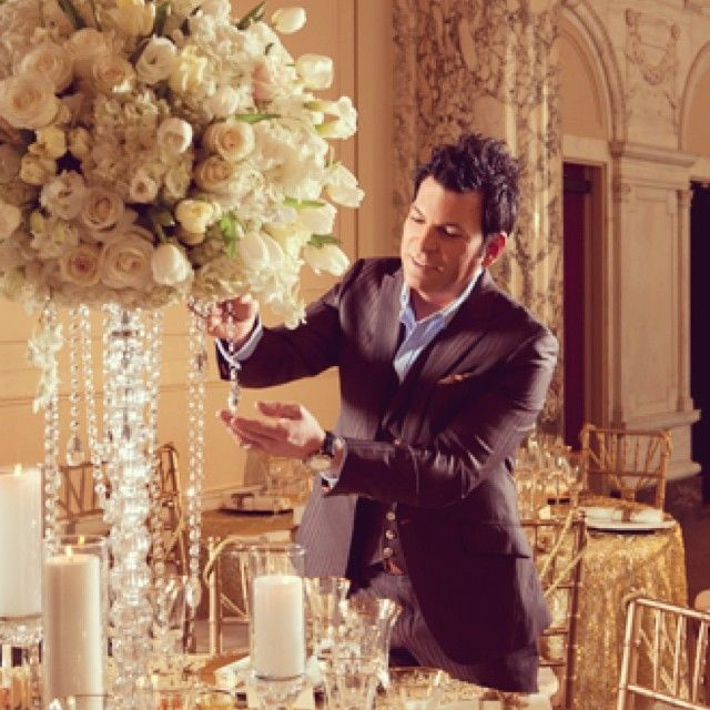 David Tutera Weddings Ideas: David Tutera..... Enough Said!