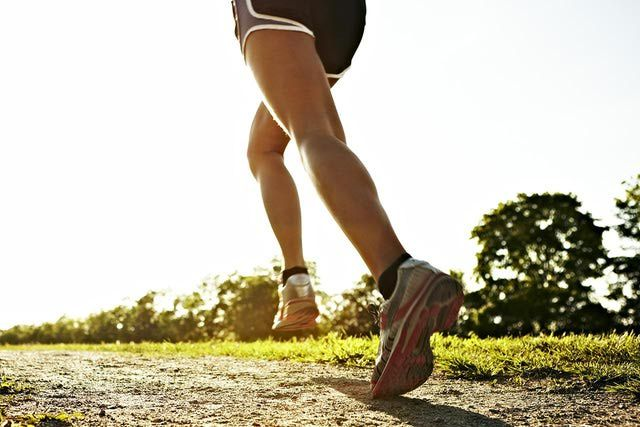 This 12-week half marathon training schedule is geared toward advanced beginner runners.