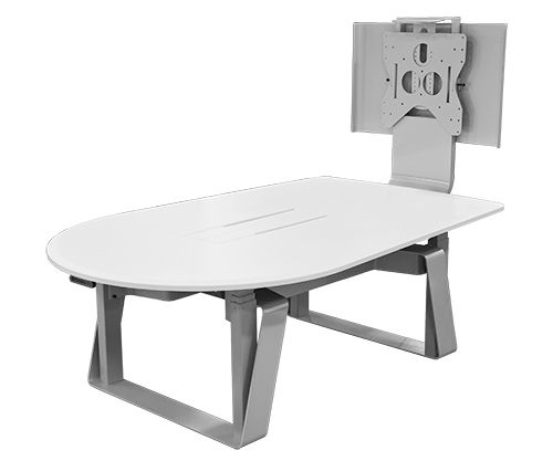 TLF4X6 Sit/Stand Collaboration/VC Table