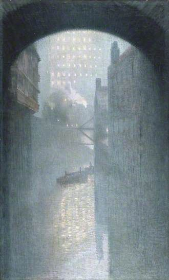 India House, Manchester Adolphe Valette