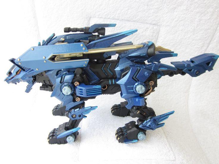 Zoids Custom Model Kit - Xiphos Wolf (Custom Sword Wolf)