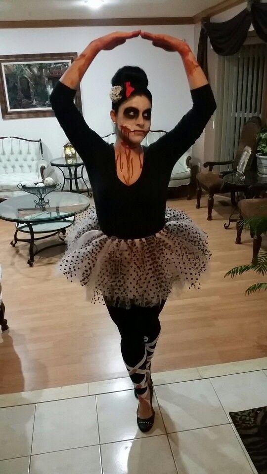 dead ballerina halloween costume - Dead Ballerina Halloween Costume