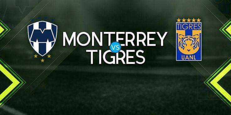 Monterrey vs. Tigres en vivo Final Liga MX 2017