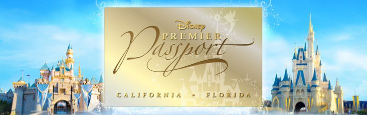 I NEED!!! :D Pass that goes to all the parks and Walt Disney World and Disneyland no blockout days <3