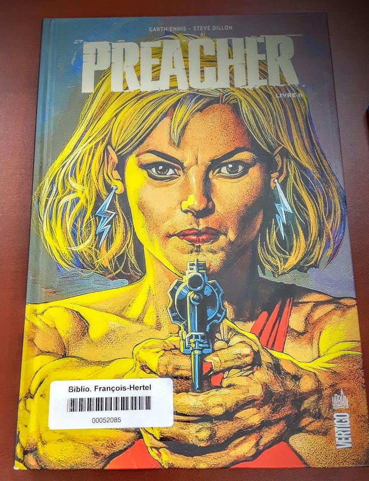 Preacher. 2 (BD PREA v.2)
