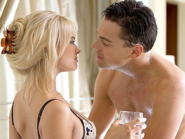 Erin Heatherton Leonardo Dicaprio Kiss