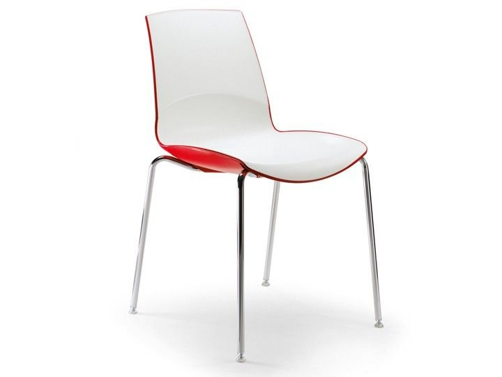 NOW Stühle Stapelstühle Esszimmer Wartezimmer Infiniti