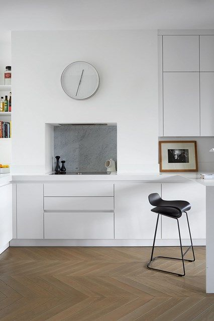 Best 25+ Modern white kitchens ideas on Pinterest | Modern ...