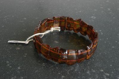 Barnsteen armband  Barnsteen