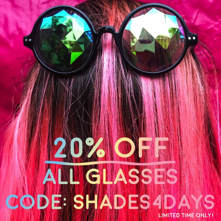 Get SHADES4DAYS in our 20% off Sunglasses Sale  www.tibbandbones.com