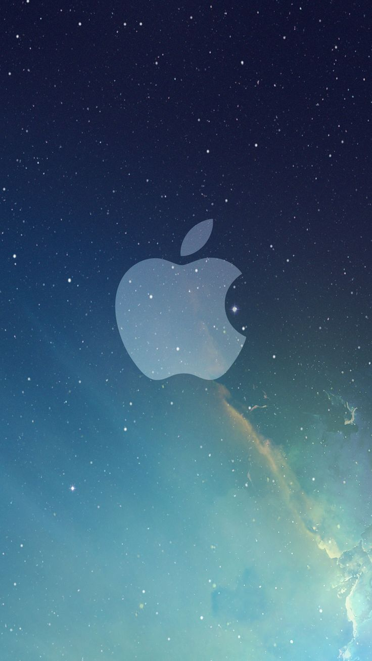 cool apple logos in space. hd ios 7 wallpapers wallpapers) \u2013 and backgrounds cool apple logos in space