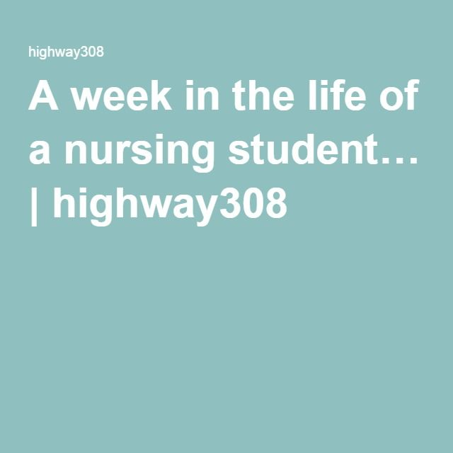 A week in the life of a nursing student… | nursing school, twu nursing, twu dallas, nursing student