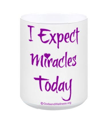 Expect Miracles Everyday! from Godsend Gifts