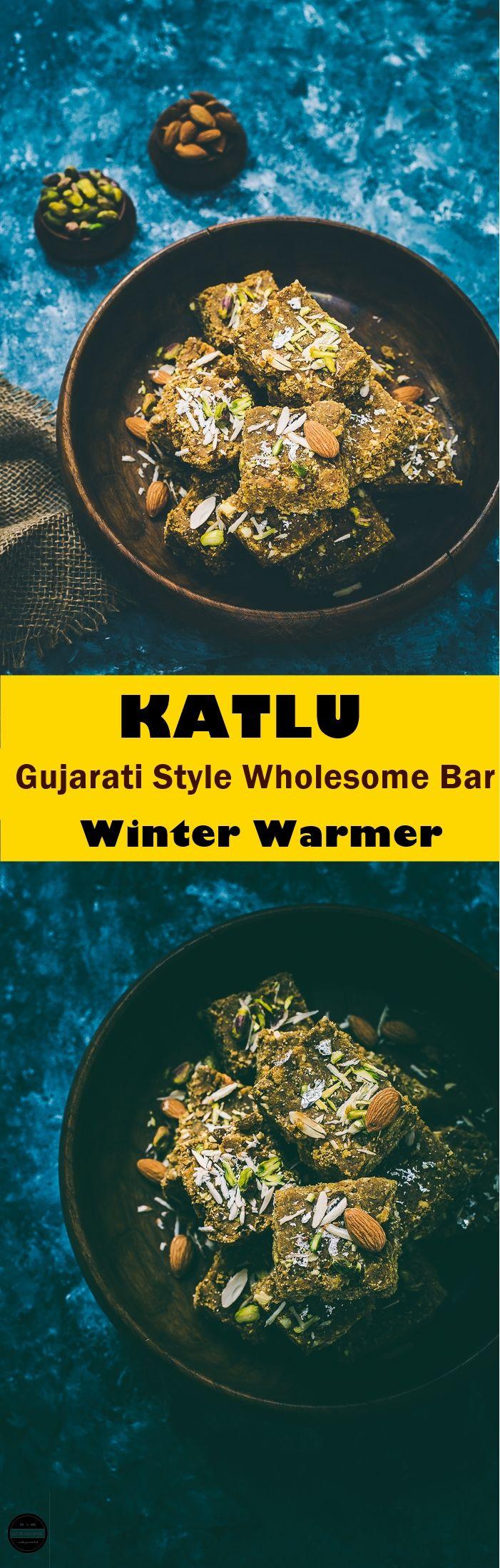 Katlu-Gujarati style winter warmer wholesome bar!