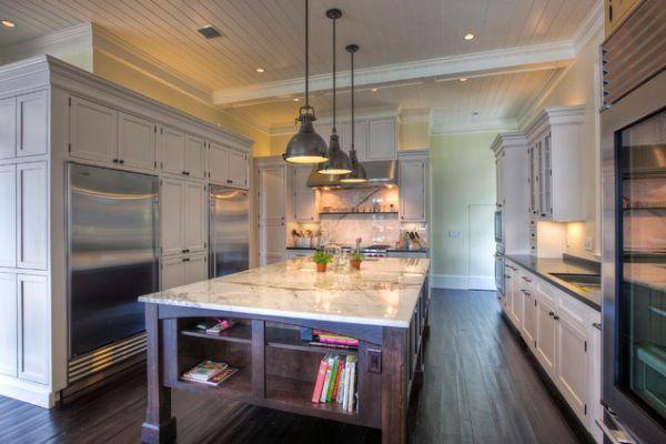 kitchen island lighting のおすすめ画像 12 件 pinterest キッチン