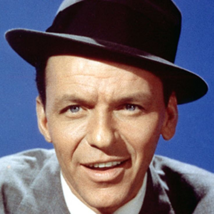 "Frank Sinatra was one of the most popular entertainers in not only the 1950's but in the 20th century. He sang jazz-inspired ballads and big band hits like ""New York, New York""."