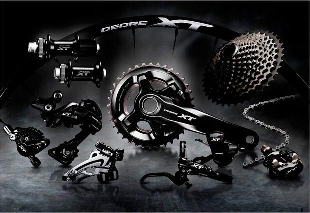 Shimano XT 2016: Nuevos grupos de 11 velocidades para 1, 2 y 3 platos y nuevas ruedas, frenos y pedales en camino | TodoMountainBike