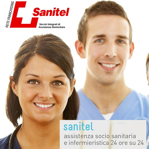 Sanitel, leader nel settore dell'assistenza socio sanitaria, medico infermieristica, riabilitativa, garantisce  il proprio know how per chi volesse intraprendere un'attività a forte valenza sociale e redditizia, anche senza esperienza, tramite una rete in franchising di filiali denominate Sanitel Point.