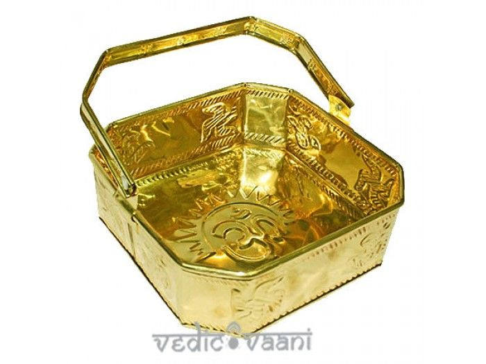 Flower basket | Buy Online from Vedicvaani.com, In USA/UK/Europe at low price, Free worldwide shipping, 100% money back gurantee.