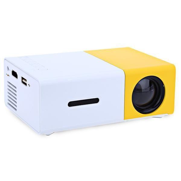 Mini Portable LED Phone Projector //Price: $71.24 & FREE Shipping //     #hashtag1
