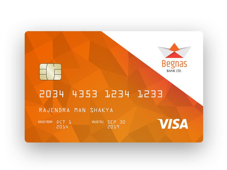 Begnas Bank Ltd. Credit Card