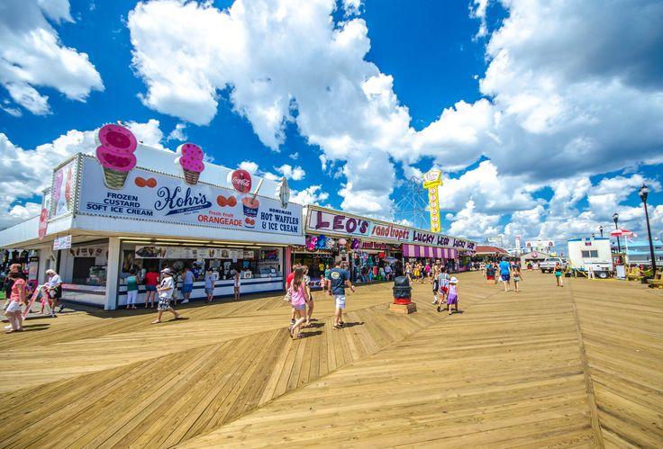 Best 25+ Seaside heights boardwalk ideas on Pinterest