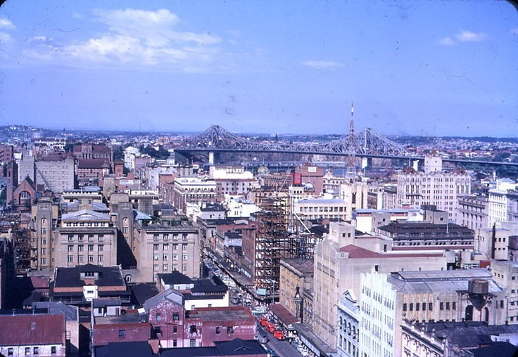 Old Brisbane pictures - Page 2 - SkyscraperCity