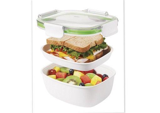 Lleve su comida al trabajo, al campo, a la playa de una forma cómoda y segura.