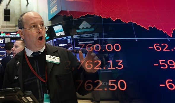 Dow Jones average: Why is the Dow Jones DOWN today? Index falls 1000 points in two days