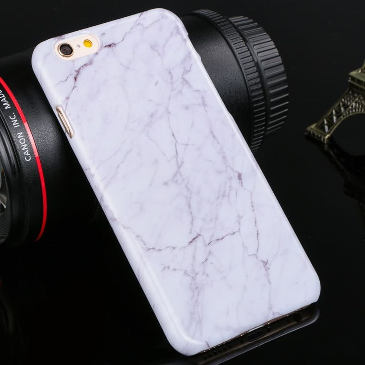 New Granite Marble Texture Pattern Phone Cases Hard PC Case for iPhone 5 5S SE 6 6S 6Plus 6s plus 7 7Plus Shockproof Phone Bag