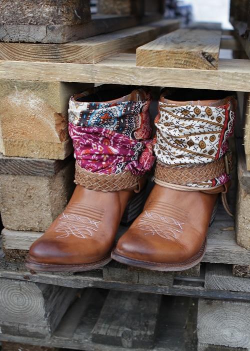 Boots Softanil braun: SENDRA BOOTS, Spain