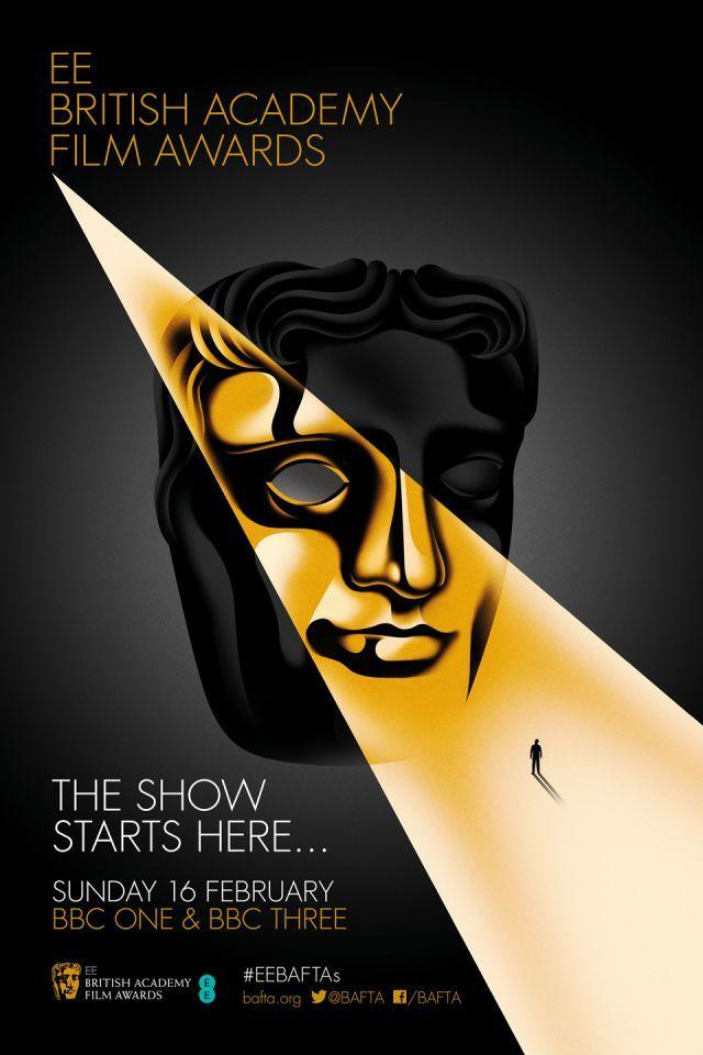 BAFTAs Poster 2014 | La Boca | makersmgmt.com
