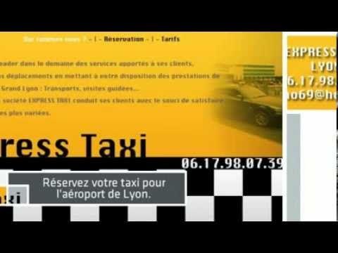 Réservez votre taxi aéroport Lyon. Vous y allez ou en venez : appelez le : 06 17 98 07 39 ou réservez sur le lien http://www.expresstaxi.fr/reservation.html
