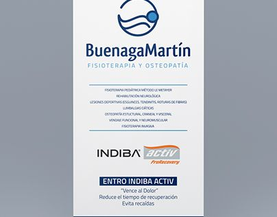 "Check out new work on my @Behance portfolio: ""Buenaga Martin · Clínica de Fisioterapia"" http://be.net/gallery/53540141/Buenaga-Martin-Clinica-de-Fisioterapia"