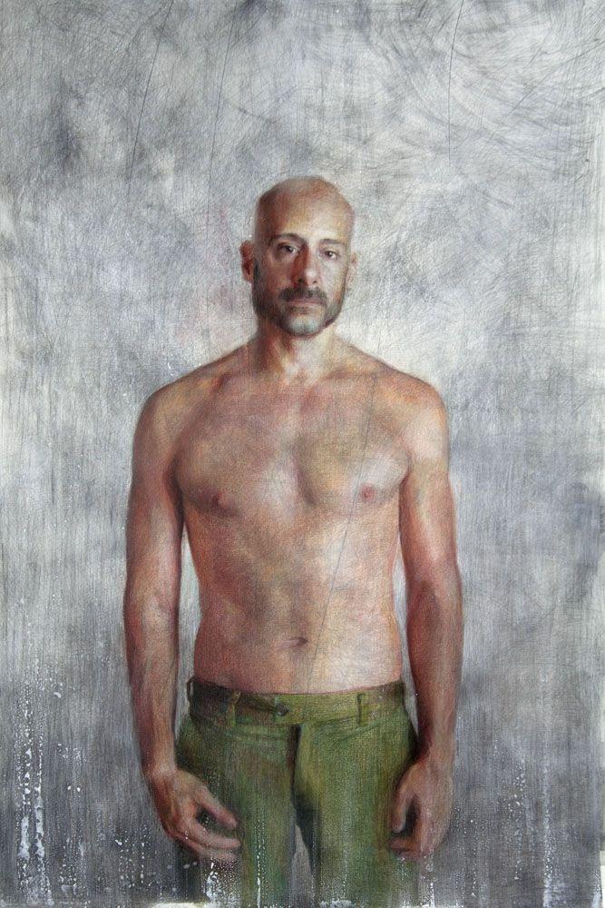 Private Commission - 2014 - Pencil on paper - 150x100cm