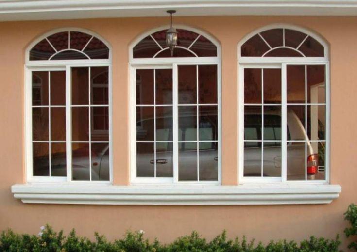 Disenos para ventanas de casasas de blok trabajamos for Disenos en aluminio
