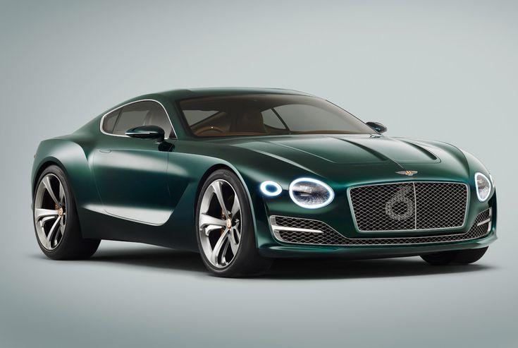 Bentley a surpris son monde au salon de Genève avec l'EXP 10 Speed 6, un concept de coupé sportif prometteur... qui pourrait bien devenir modèle de série.