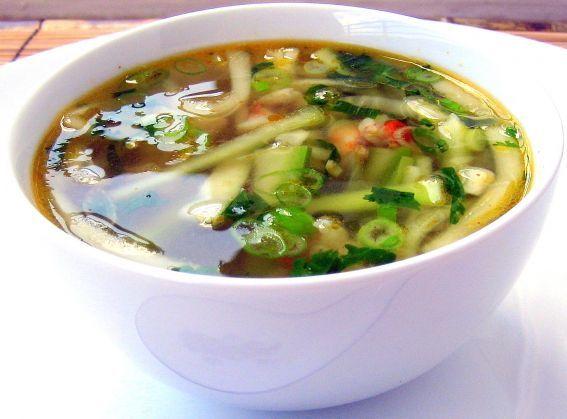 Vietnamese Opo Squash Soup