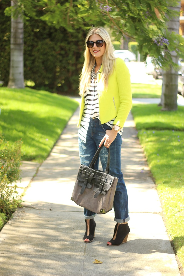 17 Best images about Lime green jacket on Pinterest