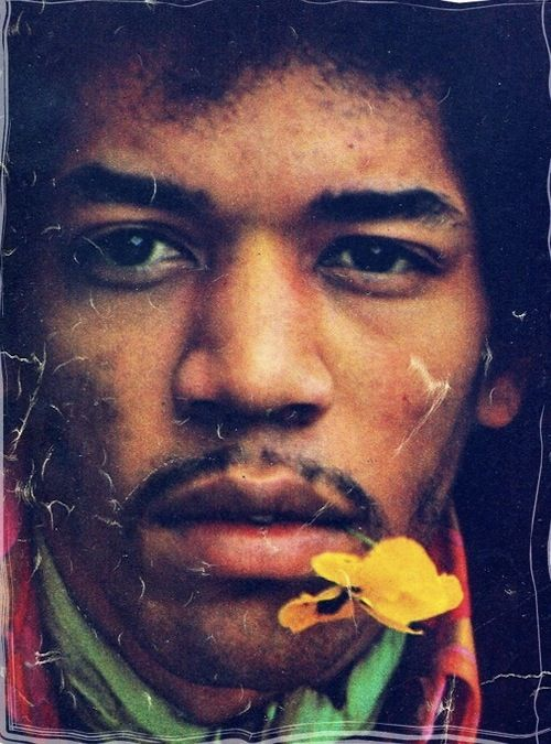 I met Jimi when I was with WPLG in Miami - he was doing the Hollywood, Fl. concert. He sat with us. Saddest eyes I have ever seen. Never forgot. <3  Love you Jimi <3