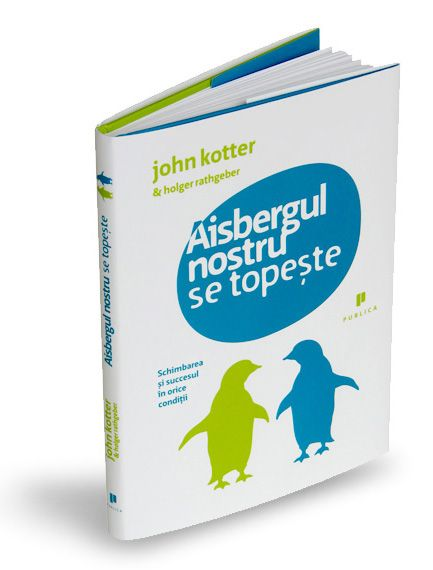 Cea mai bună carte despre schimbare. #editurapublica