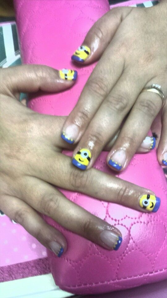 MinionS##Nails