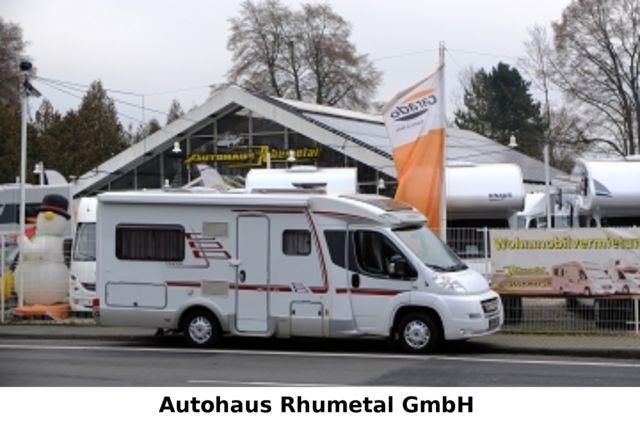 Hymer/Eriba HYMER/ERIBA Tramp 654CL,Klima,autom. SAT, Wohnwagen/-mobile Teilintegrierter in Katlenburg, gebraucht kaufen bei AutoScout24 Trucks