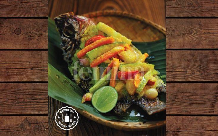 Resep Ikan Mujair Bumbu Acar Kuning