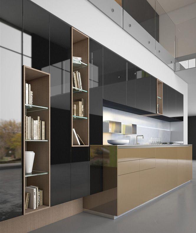 Кухни фабрики SCIC - коллекция Design
