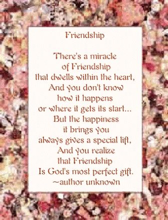 32 best images about Friendship poems on Pinterest | Friendship ...