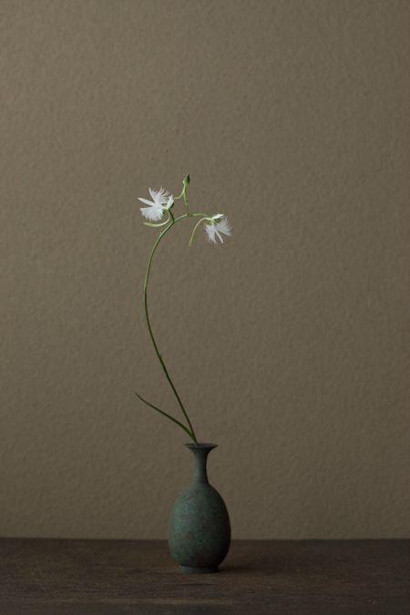 Kawase Toshiro, Flower Arrangement