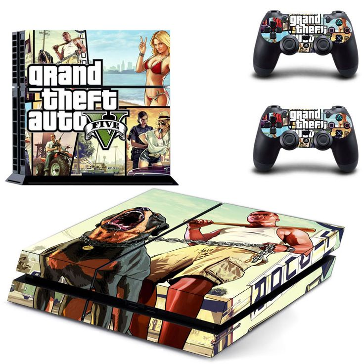 >> Click to Buy << Ps4 Console  Protective Vinyl Skin Decal Cover for  Playstation 4 & Dualshock 4Controller Stickers - Grand theft auto #Affiliate